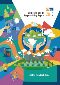 2017 AcBel CSR report