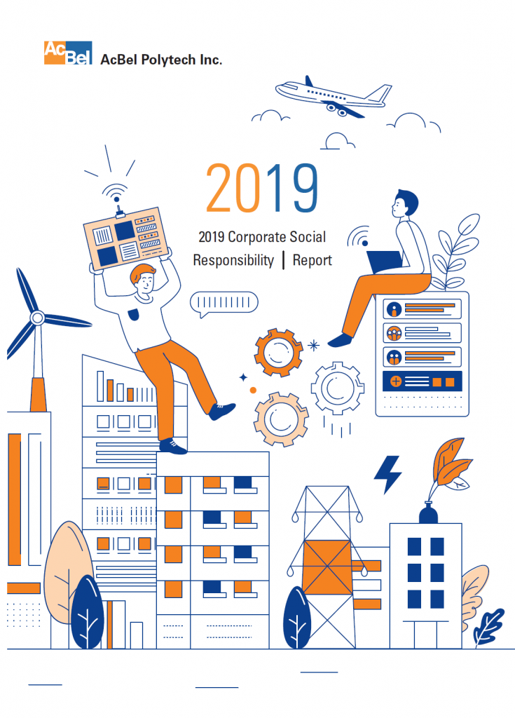 2019 AcBel CSR Report